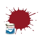 Humbrol Enamel Crimson Gloss č. 20 (50ml)