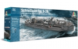 Schnellboot S-38 Armed with 4.0cm Flak 28 (Bofors) 1:35