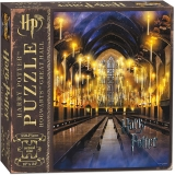 Harry Potter Puzzle - Great Hall 550 dílků