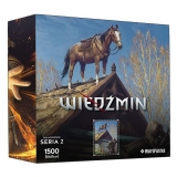 Puzzle Zaklínač (Heroes of the Witcher) - Klepna