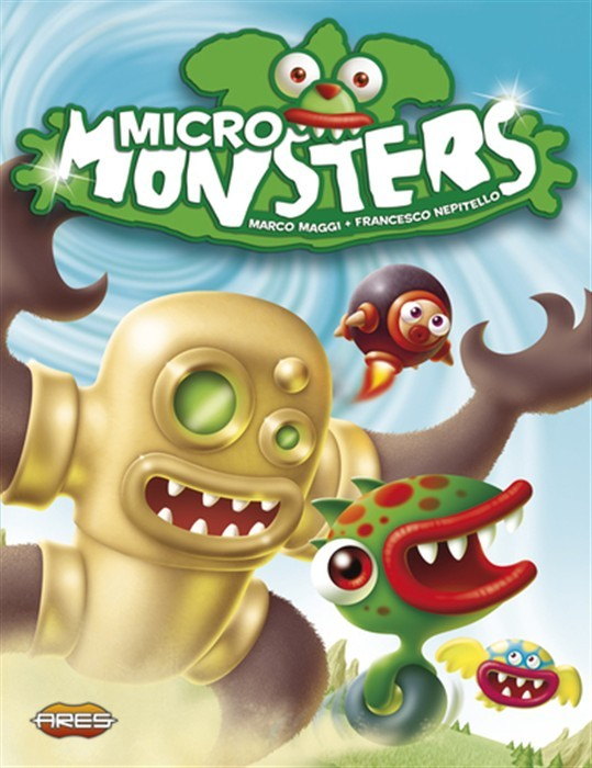Micro Monsters /CZ/
