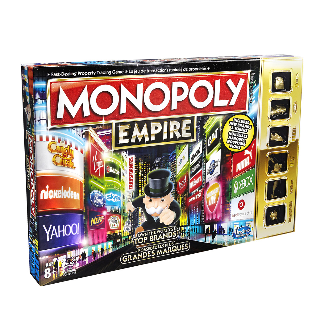 Monopoly: Empire 2016
