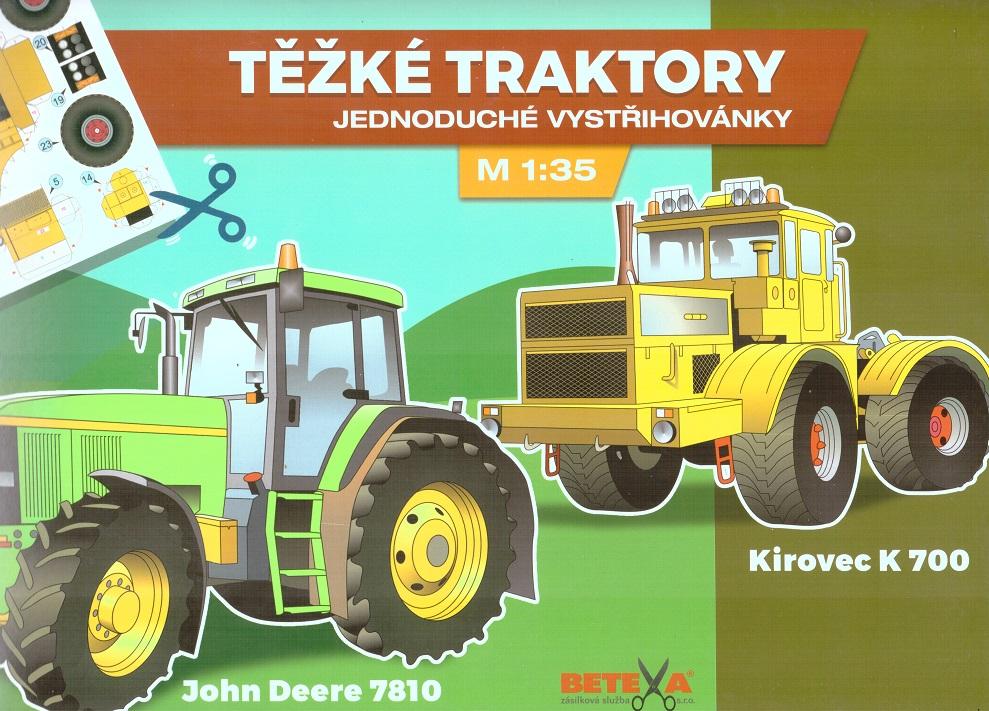 Betexa Těžké traktory