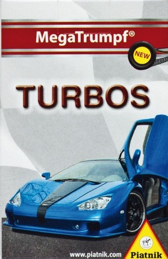 Kvarteto: Auta Turbo