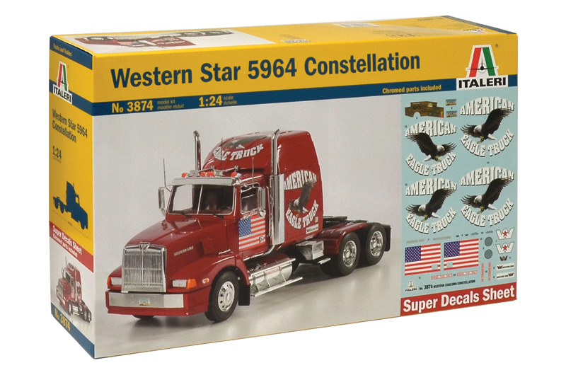 Western Star 5964 Constellation (1:24)