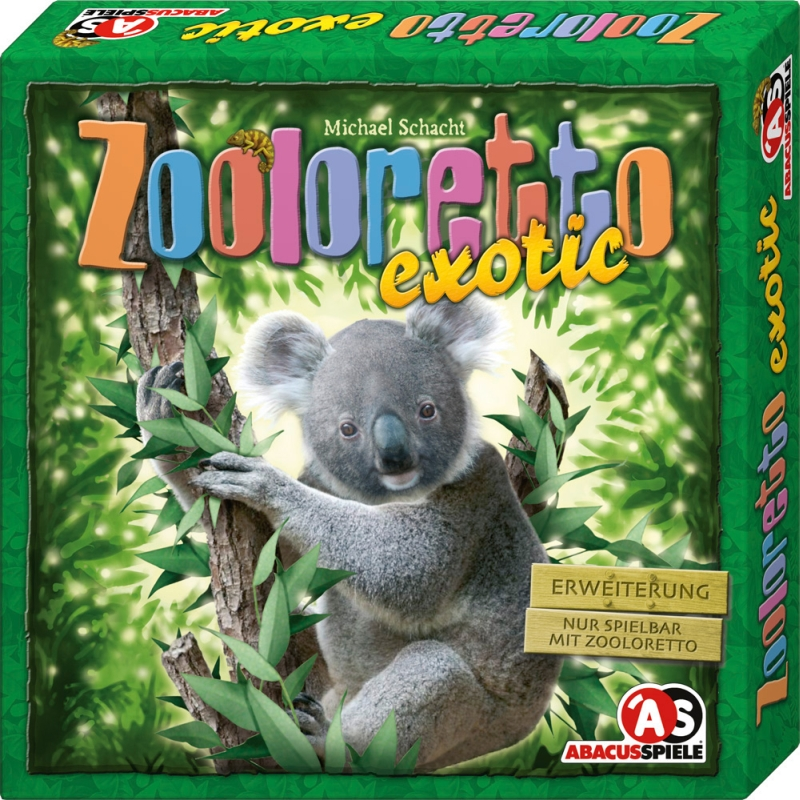 Zooloretto: Exotic