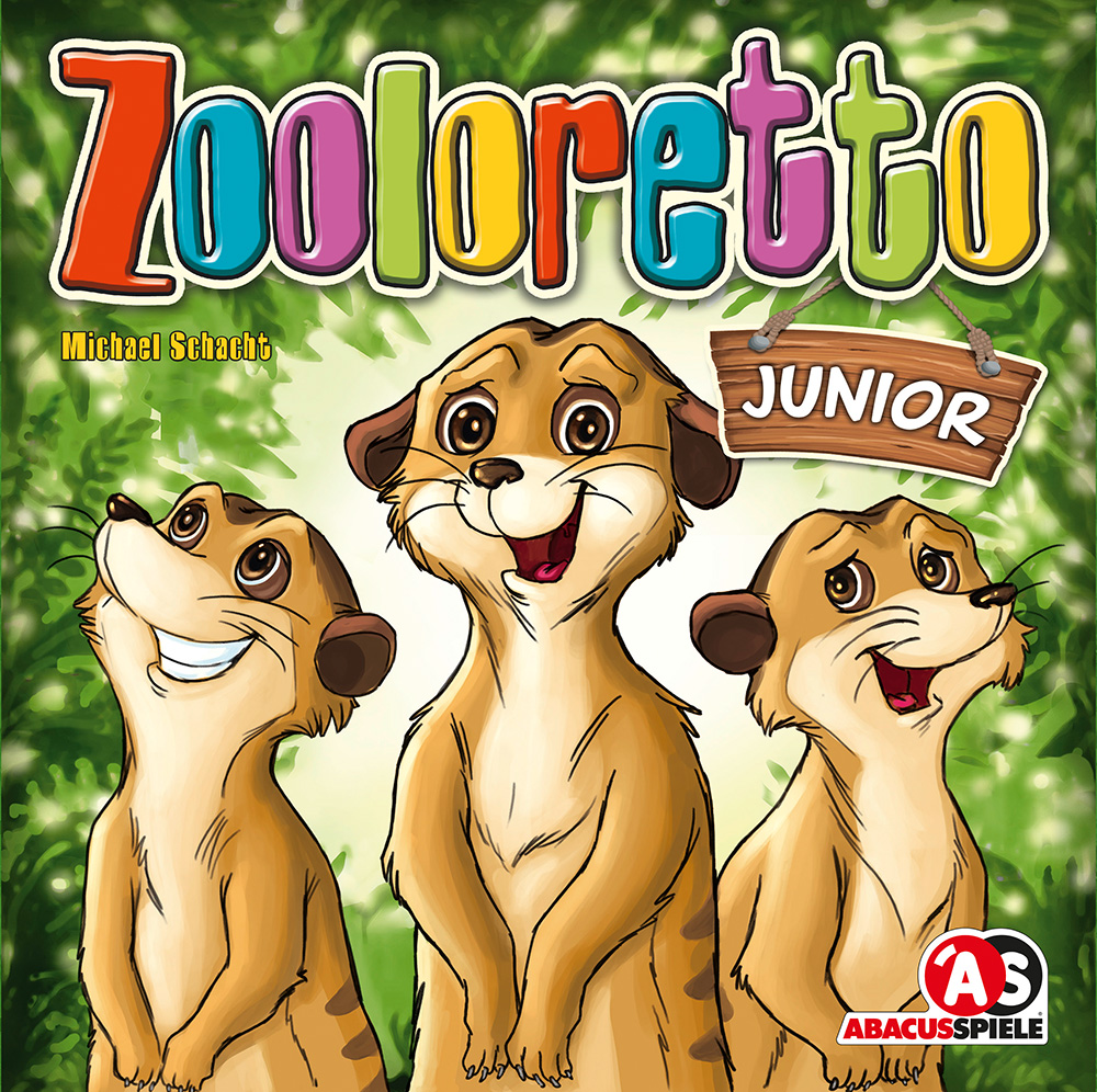 Zooloretto: Junior