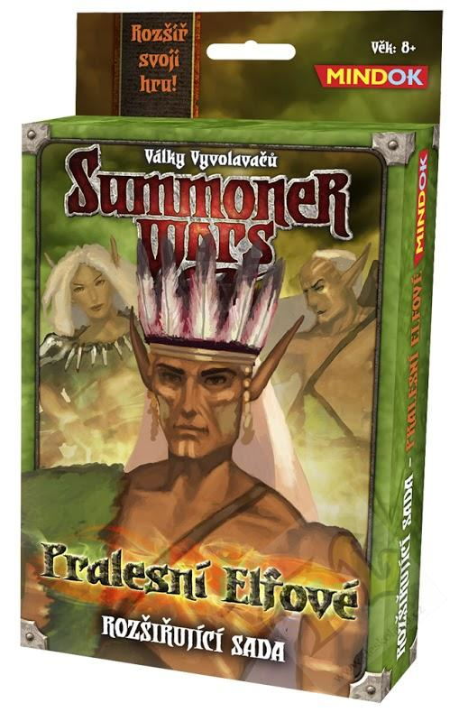 Summoner Wars: Pralesní elfové
