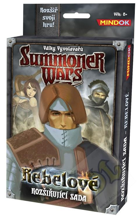 Summoner Wars: Rebelové