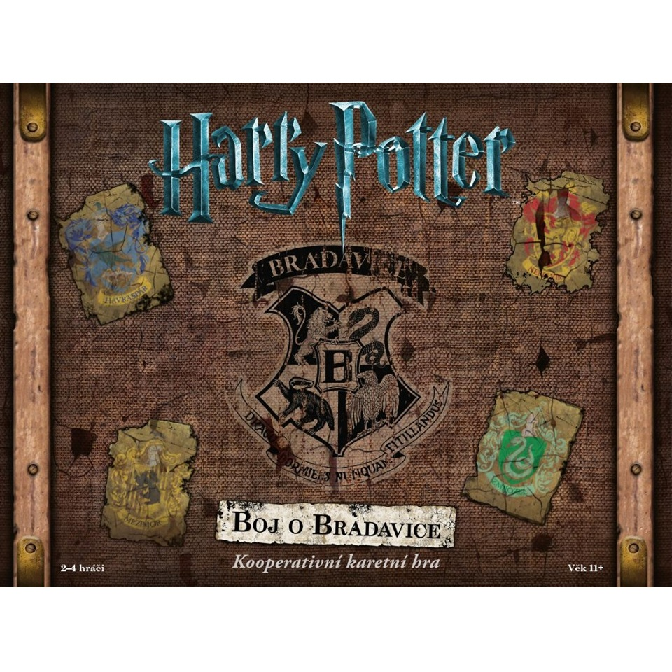 Harry Potter: Boj o Bradavice + 6 promokaret