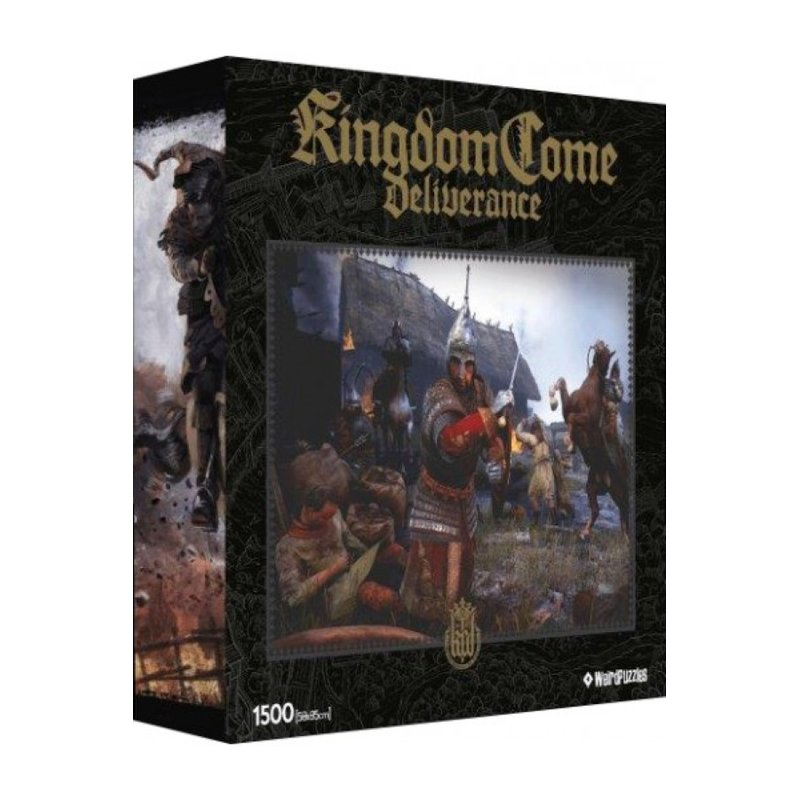 Kingdom Come: Deliverance puzzle - Carnage of the Innocent