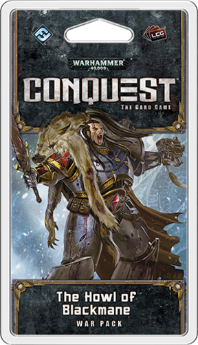 Warhammer 40,000: Conquest - The Howl of Blackmane