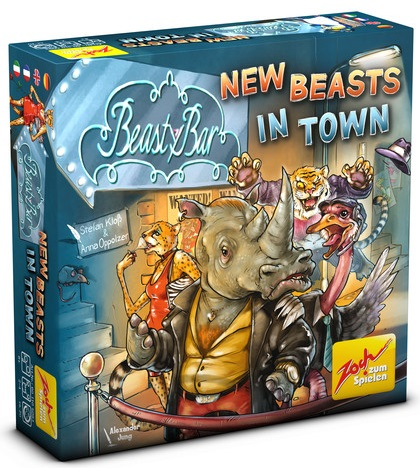Beasty Bar 2: New Beasts in Town
