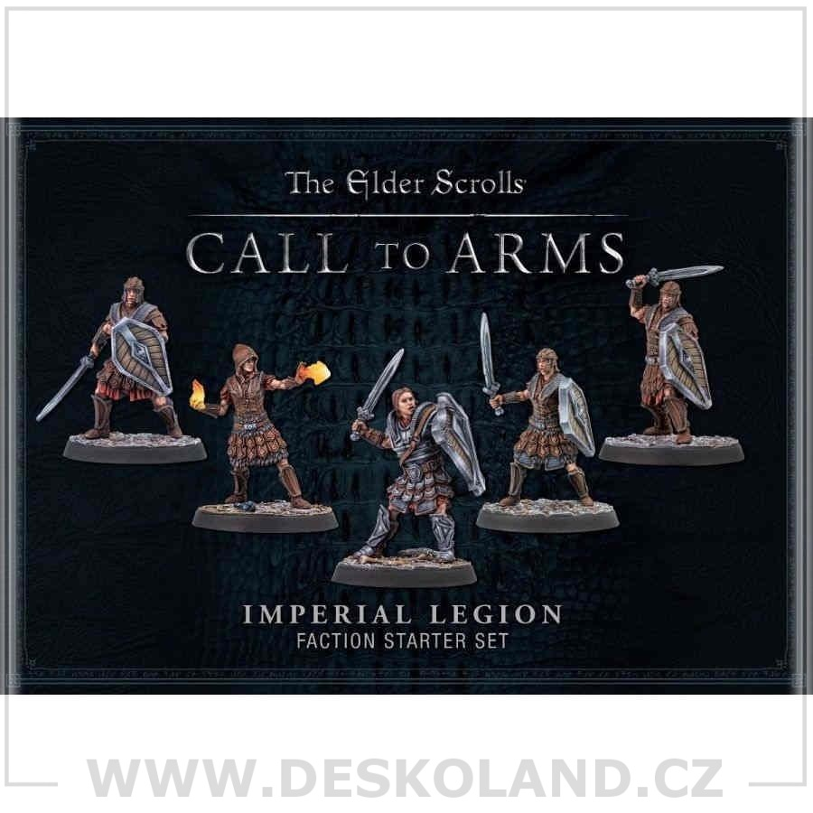 The Elder Scrolls: Call to Arms - The Imperial Legion Faction