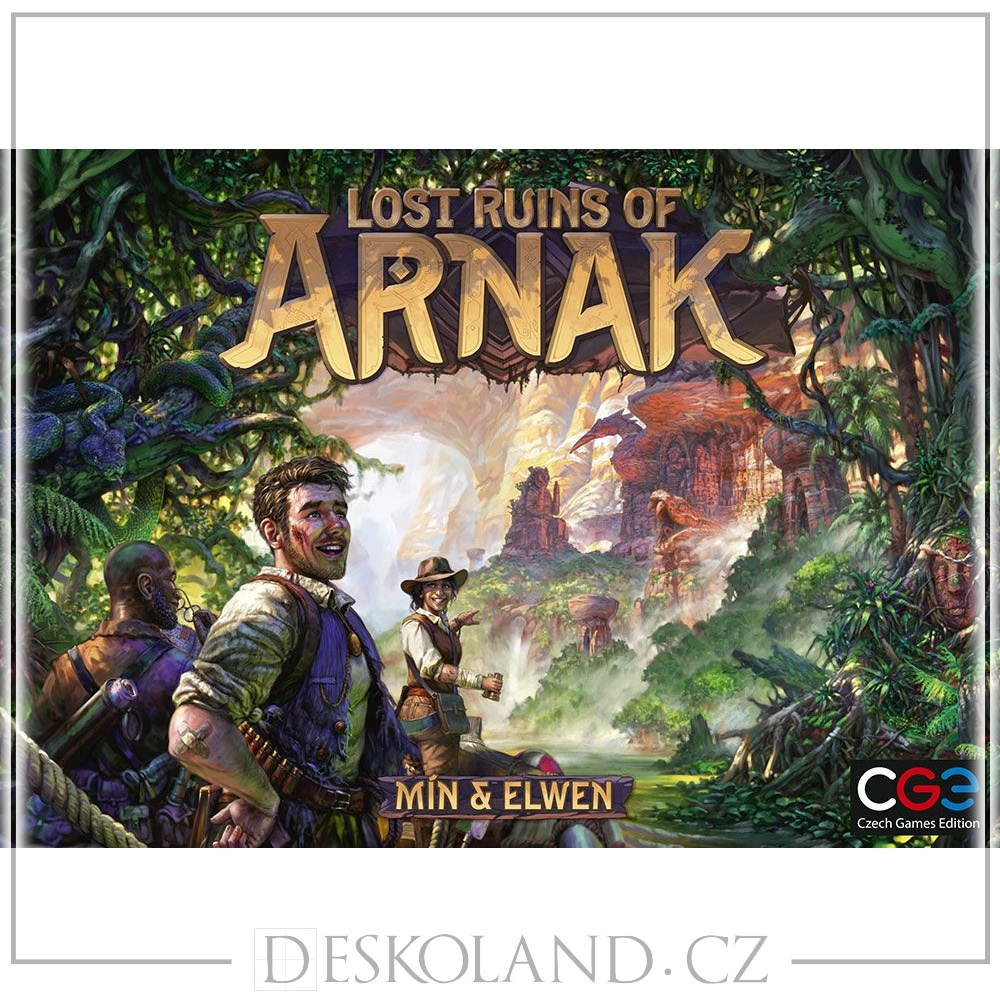 Lost Ruins of Arnak /EN/