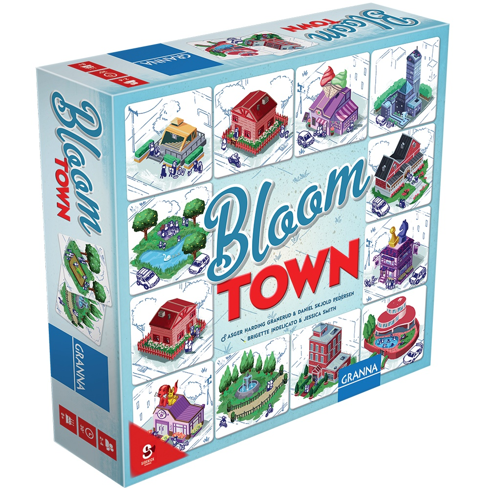 Bloom Town /CZ/