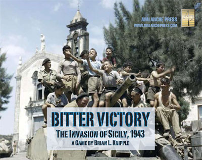 Bitter Victory: The Invasion of Sicily 1943