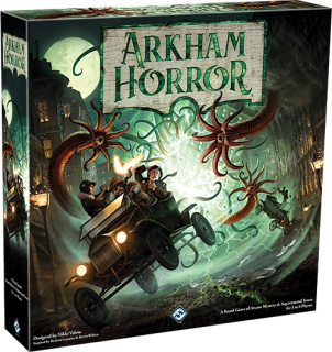 Arkham Horror 3rd Edition /EN/
