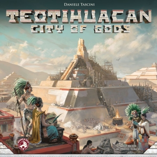 Teotihuacan: City of Gods /CZ/