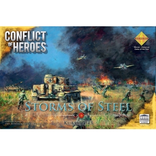 Conflict of Heroes: Storms of Steel! - Kursk 1943 /CZ/