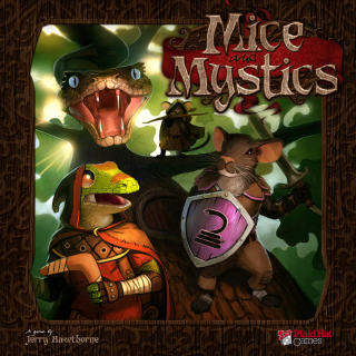 Mice and Mystics: Downwood Tales