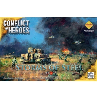 Conflict of Heroes: Storms of Steel! - Kursk 1943 2nd Edition
