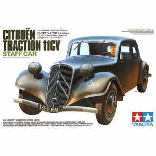 Citroen Traction 11CV (1:35)