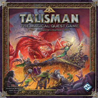 Talisman: Revised 4th Edition