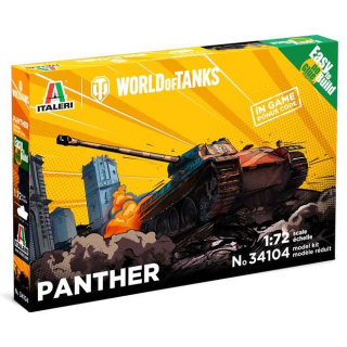 Panther - World of Tanks (1:72)