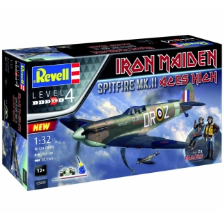 "Spitfire Mk.II ""Aces High"" Iron Maiden (1:32)"