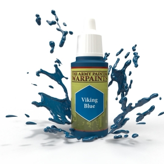The Army Painter - Warpaints: Viking Blue (18ml)