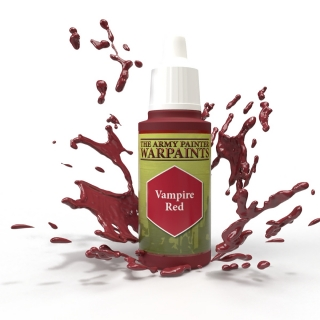 The Army Painter - Warpaints: Vampire Red (18ml)