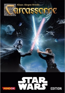 Carcassonne: Star Wars /CZ/