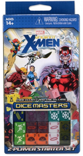 Marvel Dice Masters Uncanny X-Men: Starter Set