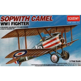 Sopwith Camel - WWI Fighter (1:72)