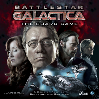Battlestar Galactica: The Board Game Core Set