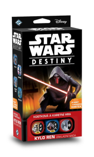 Star Wars: Destiny - Kylo Ren Starter Set /CZ/