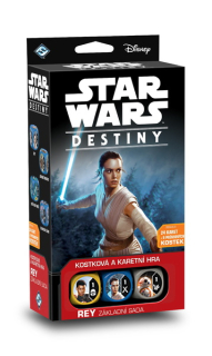 Star Wars: Destiny - Rey Starter Set /CZ/