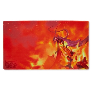 Dragon Shield Play Mat - Matte Orange