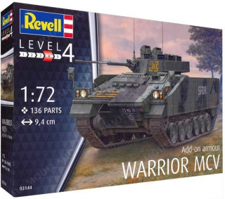 Warrior MCV (1:72)