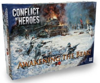 Conflict of Heroes: Awakening the Bear: 2nd Edition