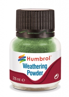 Humbrol Weathering Powder Chrome Oxide Green - pigment pro efekty 28ml