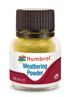 Humbrol Weathering Powder Sand - efekt písku 28ml