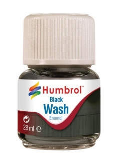 Wash - Black (28ml)