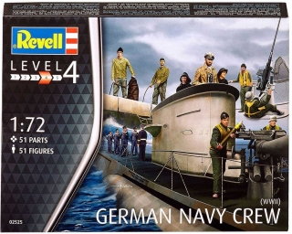 German Navy Figures (1:72)