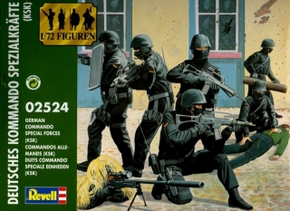 German Special Forces (KSK) (1:72)
