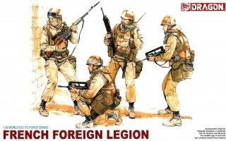 French Foreign Legion (1:35)