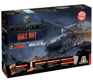 World of Tanks - Leopard 1A2 (1:35)