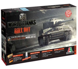 World of Tanks - Pz.Kpfw.VI Tiger