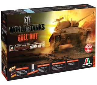 World of Tanks - M24 Chaffee (1:35)